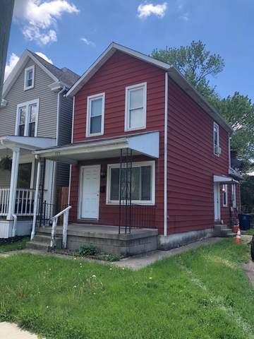 773 Siebert Street, Columbus, OH 43206 (MLS #221015279) :: LifePoint Real Estate