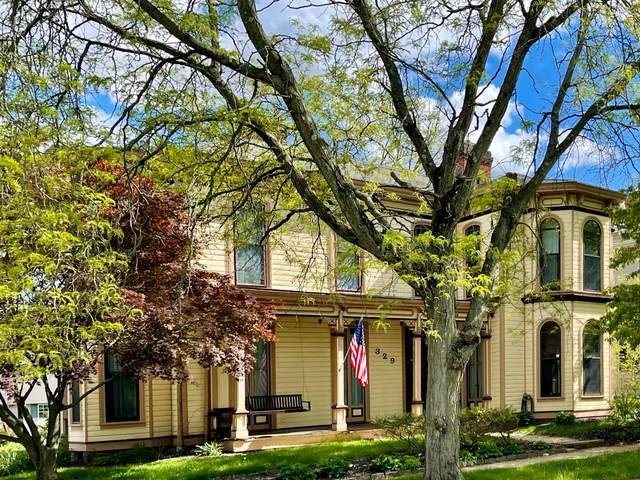 329 E East Street, Washington Court House, OH 43160 (MLS #221015280) :: MORE Ohio