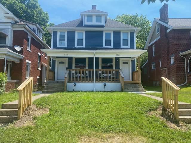 556 Berkeley Road #558, Columbus, OH 43205 (MLS #221015292) :: LifePoint Real Estate