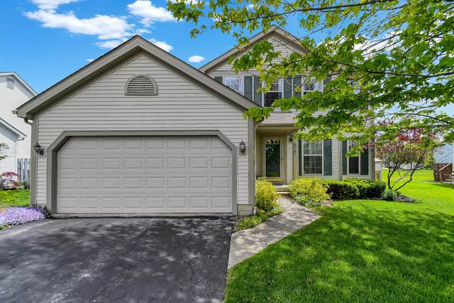 8341 Priestley Drive, Reynoldsburg, OH 43068 (MLS #221015297) :: LifePoint Real Estate