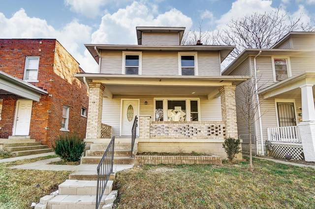 44 S Oakley Avenue, Columbus, OH 43204 (MLS #221015300) :: LifePoint Real Estate