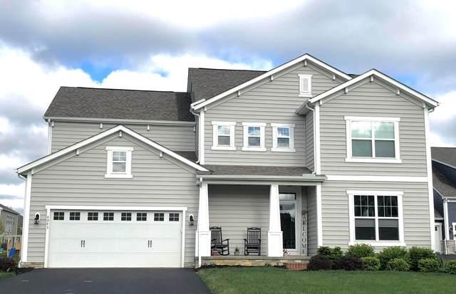 4943 Pinnacle Woods Drive, Grove City, OH 43123 (MLS #221015301) :: The Raines Group