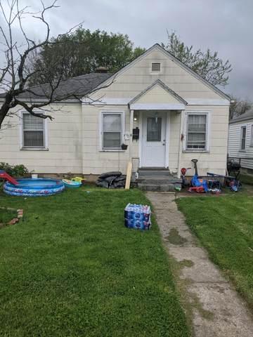 1703 E Kossuth Street, Columbus, OH 43206 (MLS #221015306) :: Berkshire Hathaway HomeServices Crager Tobin Real Estate