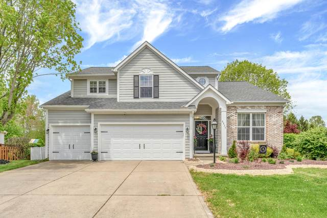 8822 Taylor Woods Drive, Reynoldsburg, OH 43068 (MLS #221015312) :: Exp Realty