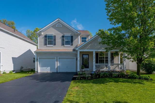 7142 Upper Albany Drive, New Albany, OH 43054 (MLS #221015320) :: Susanne Casey & Associates