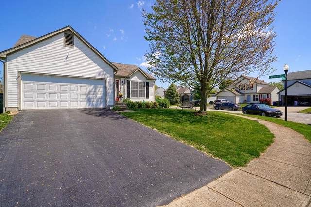 5243 Parkfield Avenue, Canal Winchester, OH 43110 (MLS #221015329) :: MORE Ohio