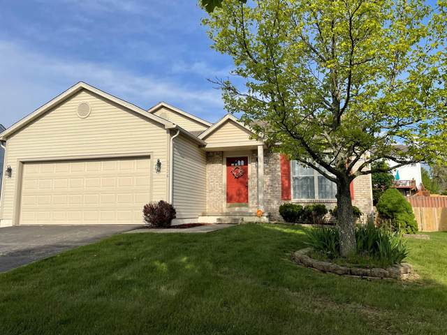 1736 Quail Meadows Drive, Lancaster, OH 43130 (MLS #221015344) :: Greg & Desiree Goodrich | Brokered by Exp