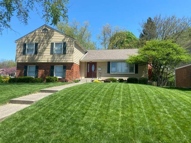 2838 Wellsford Drive, Springfield, OH 45503 (MLS #221015347) :: Exp Realty