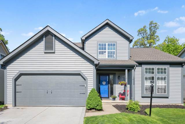 3957 Roxham Court, Columbus, OH 43230 (MLS #221015361) :: The Tobias Real Estate Group
