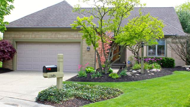 1345 Lorine Place, Columbus, OH 43235 (MLS #221015373) :: The Tobias Real Estate Group