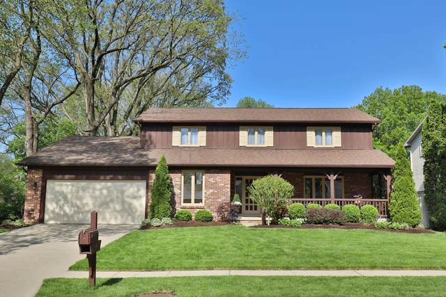 6745 Heathview Street, Worthington, OH 43085 (MLS #221015385) :: The Willcut Group