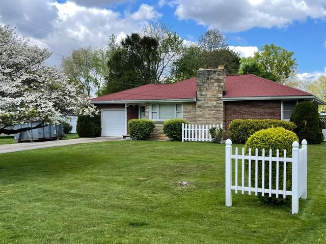 205 Hillcrest Drive, Mount Vernon, OH 43050 (MLS #221015418) :: Sam Miller Team