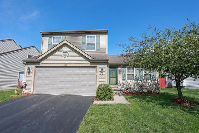 5372 John Browning Drive, Canal Winchester, OH 43110 (MLS #221015427) :: The Jeff and Neal Team | Nth Degree Realty