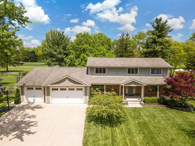 1374 Clubview Boulevard S, Columbus, OH 43235 (MLS #221015439) :: The Raines Group