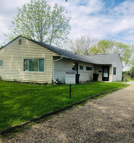 821-823 Derrer Road, Columbus, OH 43204 (MLS #221015440) :: The Jeff and Neal Team   Nth Degree Realty