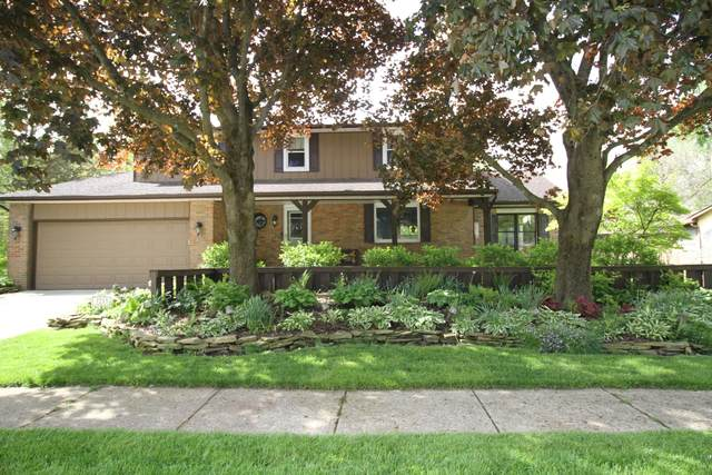 1215 Autumn Hill Drive, Columbus, OH 43235 (MLS #221015450) :: The Raines Group