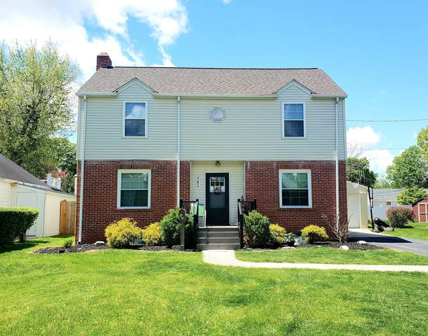 581 King Avenue, Marion, OH 43302 (MLS #221015460) :: The Jeff and Neal Team | Nth Degree Realty