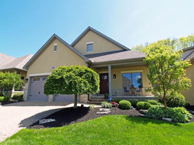 5848 Kingham Park, Dublin, OH 43017 (MLS #221015477) :: Berkshire Hathaway HomeServices Crager Tobin Real Estate