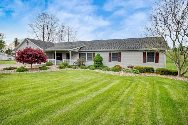 9605 Frazeysburg Road, Dresden, OH 43821 (MLS #221015478) :: The Raines Group