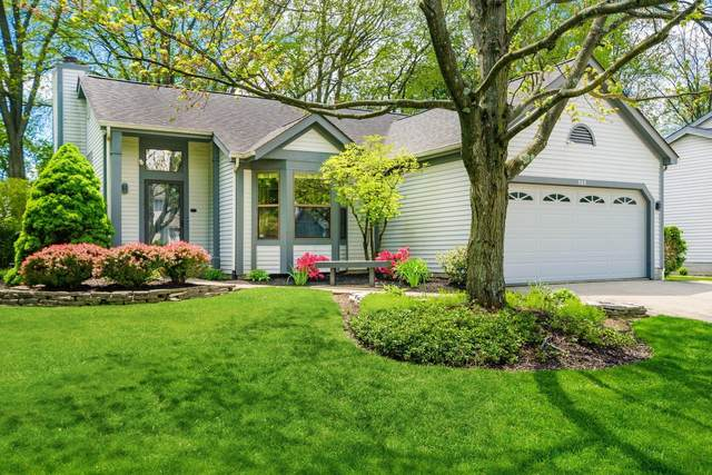 323 Coldwell Drive, Columbus, OH 43230 (MLS #221015484) :: The Raines Group