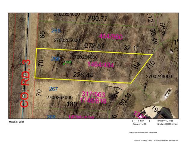 0 Monroe Mills Road Lot 266 Ccm, Howard, OH 43028 (MLS #221015487) :: The Raines Group