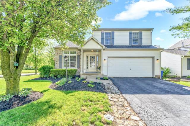 406 Western Dreamer Drive, Delaware, OH 43015 (MLS #221015488) :: The Raines Group