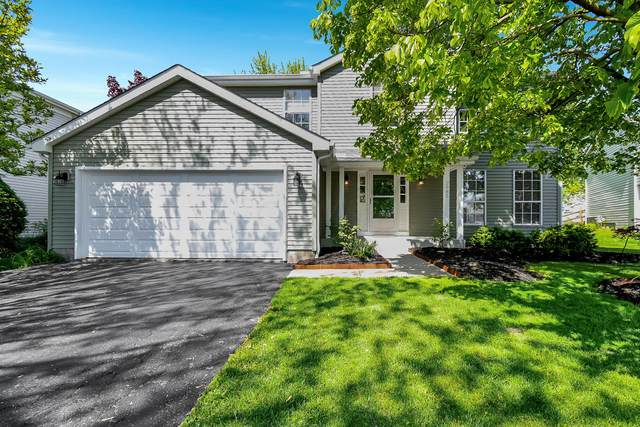 2965 Badger Drive, Hilliard, OH 43026 (MLS #221015489) :: Jamie Maze Real Estate Group