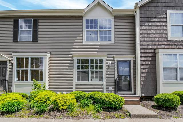 4915 Singleton Drive 8C, Hilliard, OH 43026 (MLS #221015495) :: Bella Realty Group