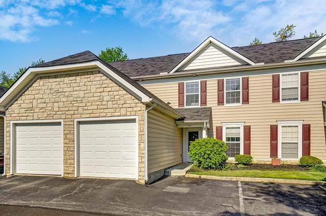 395 Dysar Run Drive 28-395, Blacklick, OH 43004 (MLS #221015501) :: Shannon Grimm & Partners Team
