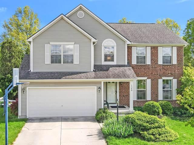 1368 Cottonwood Drive, Lewis Center, OH 43035 (MLS #221015565) :: Susanne Casey & Associates