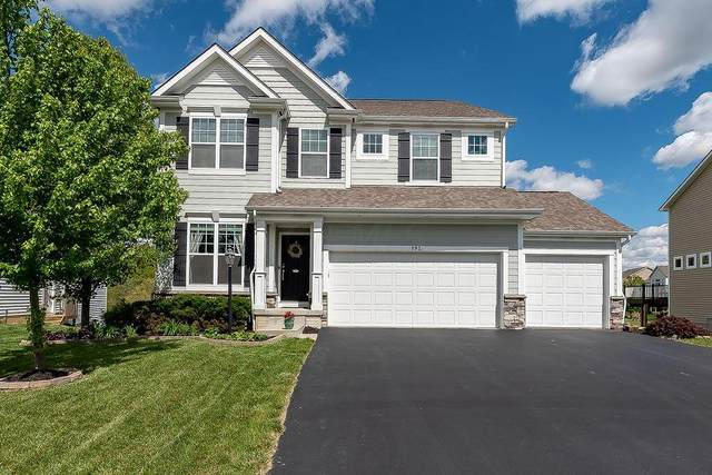 192 Balsam Drive, Pickerington, OH 43147 (MLS #221015609) :: Exp Realty