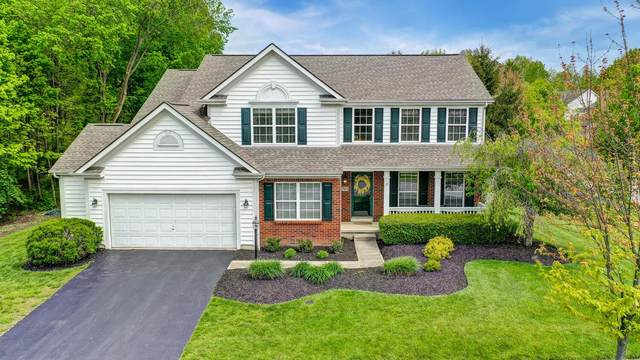 7153 Scioto Chase Boulevard, Powell, OH 43065 (MLS #221015628) :: The Gale Group
