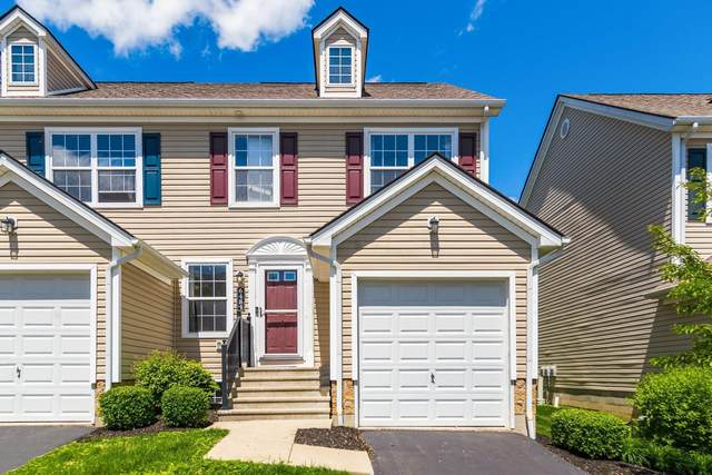 6484 Ash Rock Circle #6484, Westerville, OH 43081 (MLS #221015644) :: The Tobias Real Estate Group