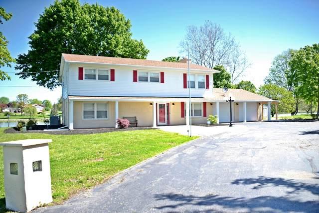 3490 Bell Street, Huntsville, OH 43324 (MLS #221015651) :: Berkshire Hathaway HomeServices Crager Tobin Real Estate