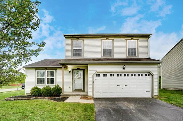 6899 Winchester Lakes Boulevard, Canal Winchester, OH 43110 (MLS #221015717) :: Exp Realty
