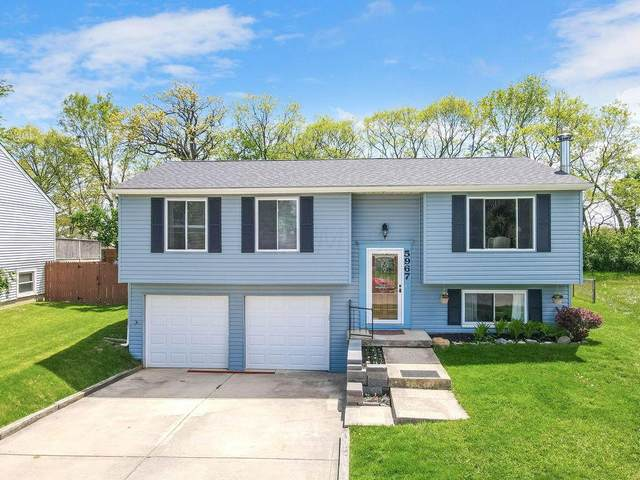 5967 Parkglen Road, Galloway, OH 43119 (MLS #221015718) :: The Raines Group