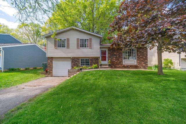 3956 Daffodil Drive, Columbus, OH 43230 (MLS #221015747) :: The Raines Group