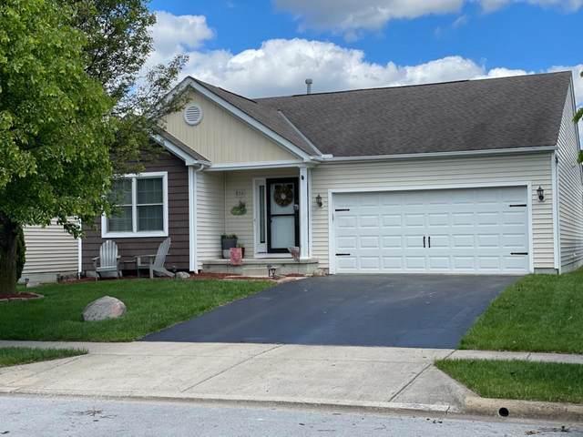 820 Holly Farms Drive, Blacklick, OH 43004 (MLS #221015760) :: Susanne Casey & Associates