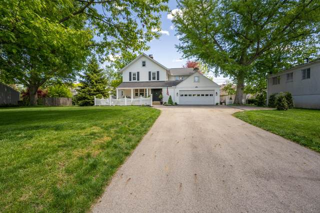 2780 Welsford Road, Upper Arlington, OH 43221 (MLS #221015761) :: Greg & Desiree Goodrich | Brokered by Exp