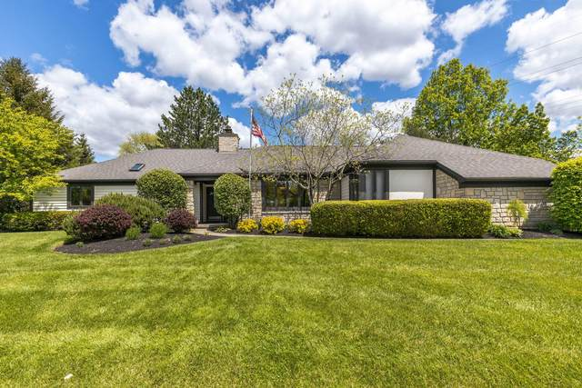 314 Chertsey Court, Westerville, OH 43081 (MLS #221015764) :: The Jeff and Neal Team | Nth Degree Realty