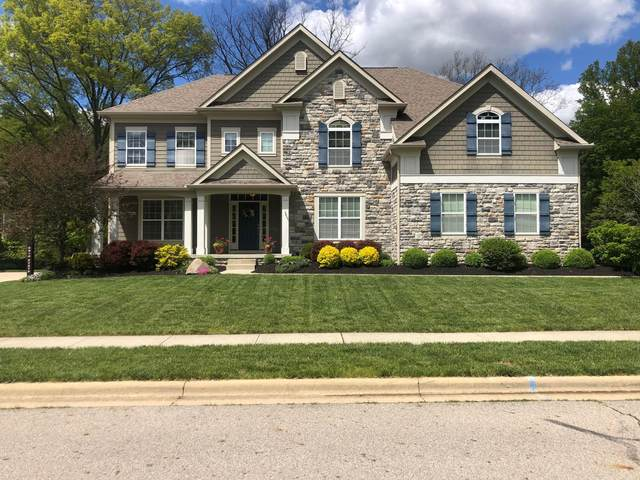 5071 Cornice Court, Galena, OH 43021 (MLS #221015766) :: The Jeff and Neal Team | Nth Degree Realty