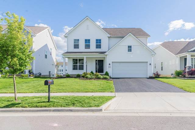 3045 Quiet Brook Vale, Columbus, OH 43231 (MLS #221015798) :: The Jeff and Neal Team | Nth Degree Realty