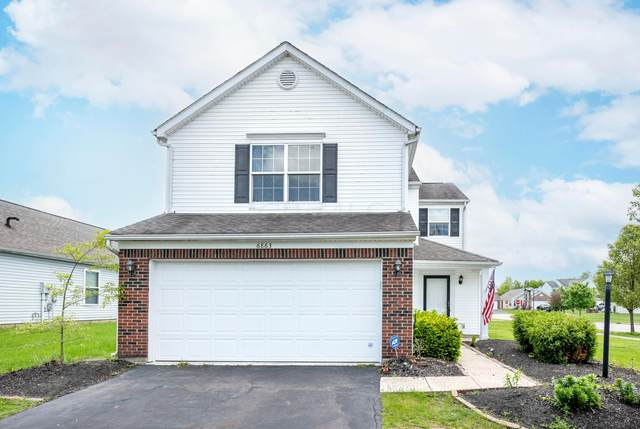 6863 Spring Bloom Drive, Canal Winchester, OH 43110 (MLS #221015806) :: Exp Realty