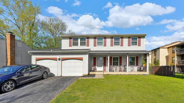 3569 Walnut Creek Drive, Columbus, OH 43224 (MLS #221015821) :: The Jeff and Neal Team | Nth Degree Realty