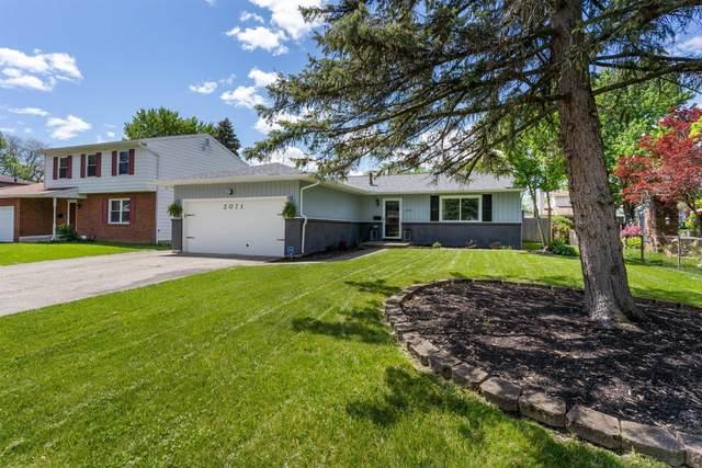 2071 Teakwood Drive, Columbus, OH 43229 (MLS #221015839) :: Jamie Maze Real Estate Group