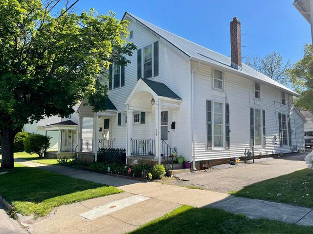 724-726 N Maple Street, Lancaster, OH 43130 (MLS #221015841) :: The Jeff and Neal Team   Nth Degree Realty