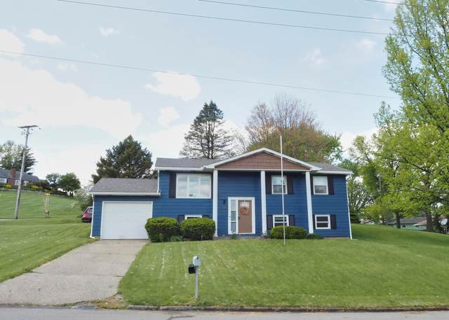109 Whittier Drive N, Lancaster, OH 43130 (MLS #221015847) :: The Jeff and Neal Team   Nth Degree Realty