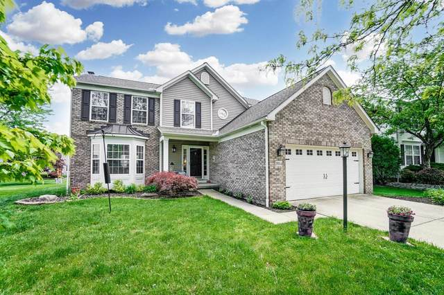 2934 Bohlen Drive, Hilliard, OH 43026 (MLS #221015854) :: The Raines Group
