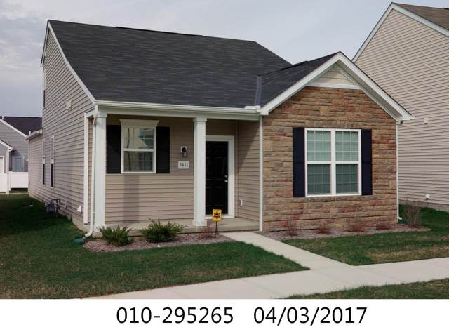 5451 Ruby Fork Drive, Dublin, OH 43016 (MLS #221015855) :: The Raines Group