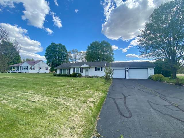 2835 Bellville Johnsville Road, Bellville, OH 44813 (MLS #221015858) :: Sam Miller Team